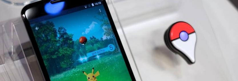 Приложение Pokemon Go